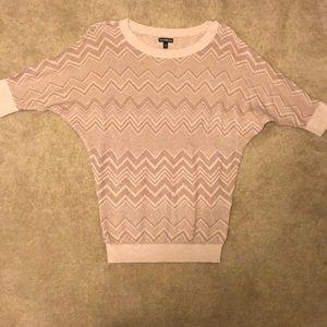 Express lightweight sweater.